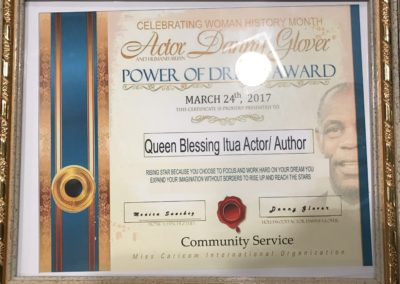 African Union_Power of Dream Award