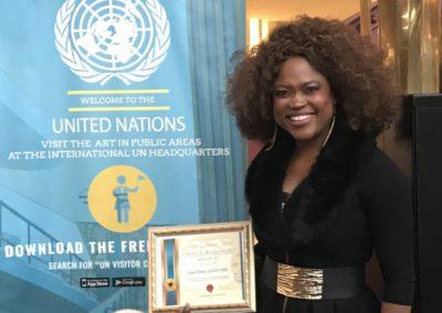 UN Award