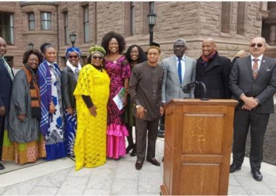 2019 Africa Day Celebration in Canada