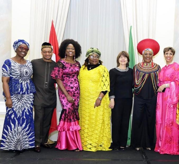 Global Africa Day Celebration in Canada-2019